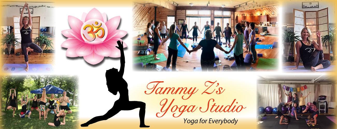 tammy z yoga
